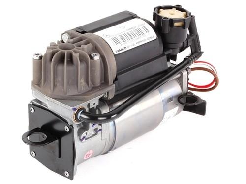 Mercedes e class s class wabco air suspension compressor for Mercedes benz air suspension problem